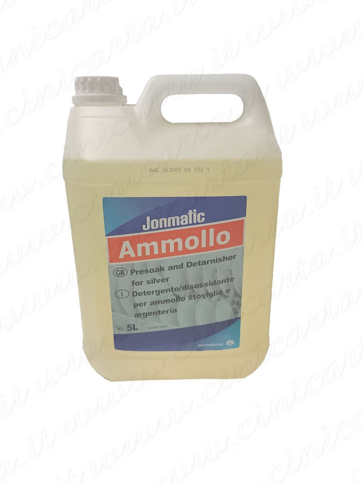 JonMatic Ammollo 5L